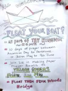 float boat church may2019